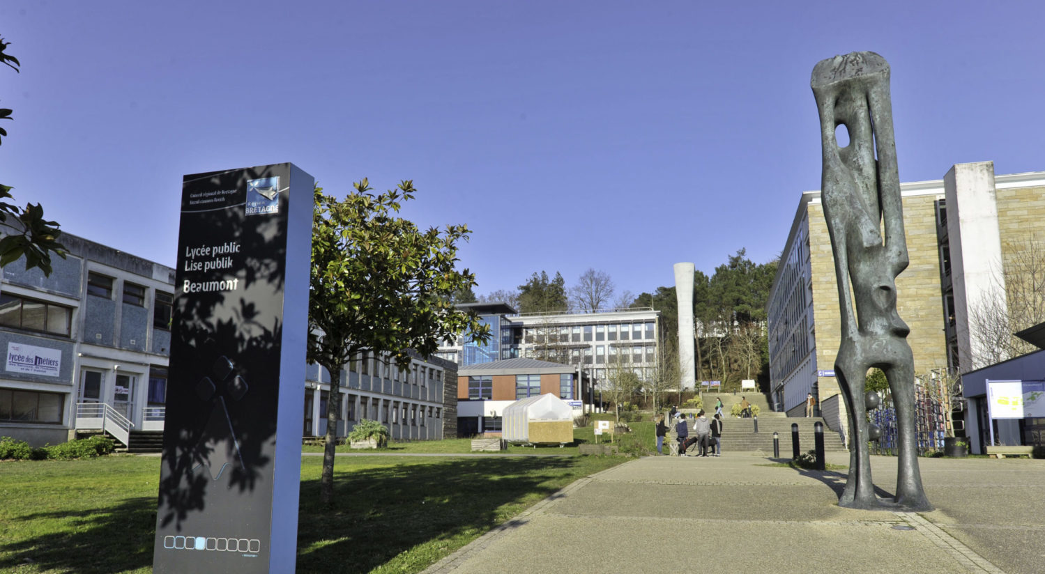 Lycée des Metiers Beaumont